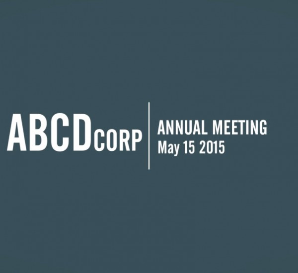 ABCD Corp